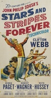 Stars and Stripes Forever movie poster (1952) picture MOV_f8263905