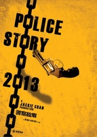 Police Story movie poster (2013) picture MOV_f826c5c1