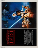 Star Wars: Episode VI - Return of the Jedi movie poster (1983) picture MOV_f82e8f65