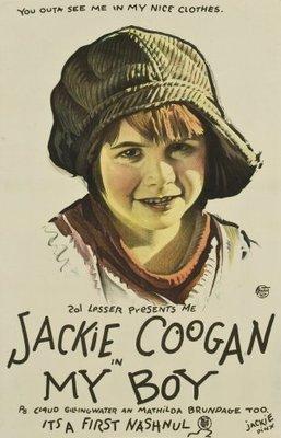 My Boy movie poster (1921) poster MOV_f8316757