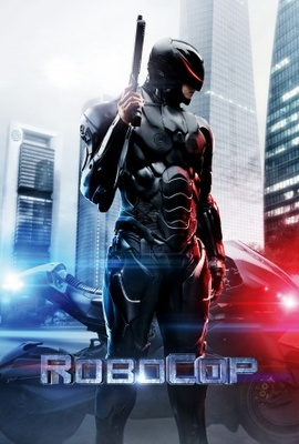 RoboCop movie poster (2014) poster MOV_f8326be2