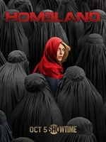 Homeland movie poster (2011) picture MOV_f833331b