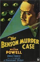The Benson Murder Case movie poster (1930) picture MOV_f838aa0a