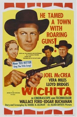 Wichita movie poster (1955) poster MOV_f83c0bf2