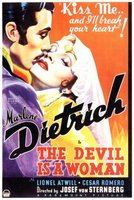 The Devil Is a Woman movie poster (1935) picture MOV_f83fec7d
