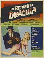 The Return of Dracula movie poster (1958) picture MOV_f8417c46