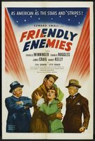Friendly Enemies movie poster (1942) picture MOV_f849a230