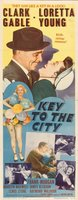 Key to the City movie poster (1950) picture MOV_f84d6abf