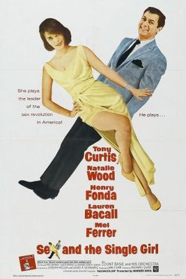 Sex and the Single Girl movie poster (1964) poster MOV_f850cbd0