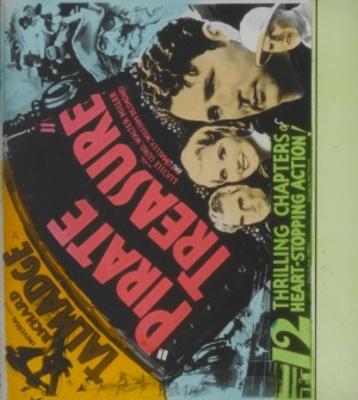 Pirate Treasure movie poster (1934) poster MOV_f85175d2