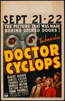 Dr. Cyclops movie poster (1940) picture MOV_f852f07e