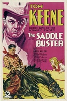 The Saddle Buster movie poster (1932) picture MOV_f857acf7