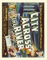 City Across the River movie poster (1949) picture MOV_f85fc371