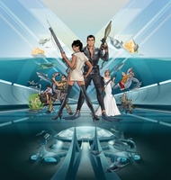 Archer movie poster (2009) picture MOV_f860316b