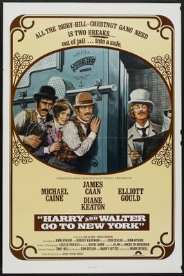 Harry and Walter Go to New York movie poster (1976) poster MOV_f863de1d