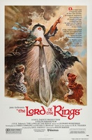 The Lord Of The Rings movie poster (1978) picture MOV_f86e0b75