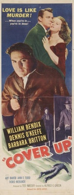 Cover-Up movie poster (1949) poster MOV_f86f36c4