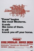 Posse movie poster (1975) picture MOV_f86fbe3e