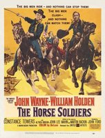 The Horse Soldiers movie poster (1959) picture MOV_f8703a89