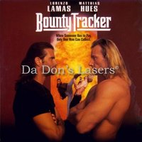 Bounty Tracker movie poster (1993) picture MOV_f8710dbe