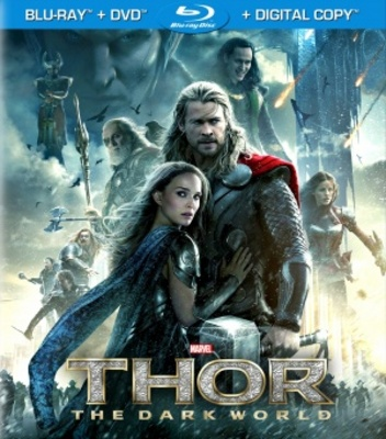 Thor: The Dark World movie poster (2013) poster MOV_f8728018