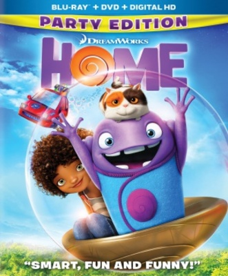 Home movie poster (2014) poster MOV_f8736b11