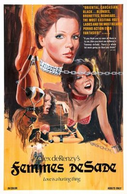 Femmes de Sade movie poster (1976) poster MOV_f875aec9