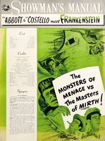 Bud Abbott Lou Costello Meet Frankenstein movie poster (1948) picture MOV_f87957a8