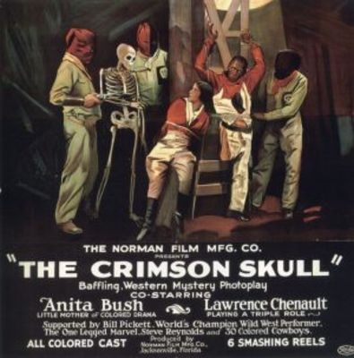The Crimson Skull movie poster (1921) poster MOV_f87d1a07