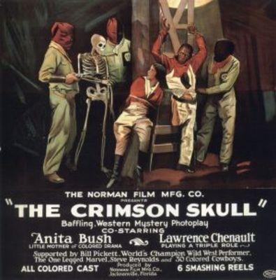 The Crimson Skull movie poster (1921) poster MOV_f87d1a07