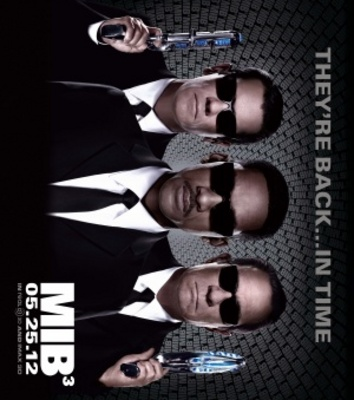 Men in Black III movie poster (2012) poster MOV_f87e5d12