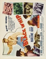 The Black Whip movie poster (1956) picture MOV_f8829d4b