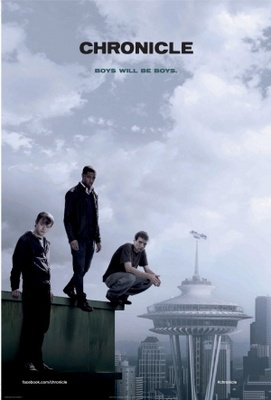 Chronicle movie poster (2012) poster MOV_f8855a7a