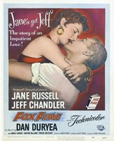 Foxfire movie poster (1955) picture MOV_f88a3b13