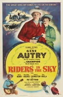 Riders in the Sky movie poster (1949) picture MOV_f891eb01