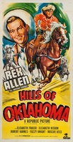 Hills of Oklahoma movie poster (1950) picture MOV_f8926b7d