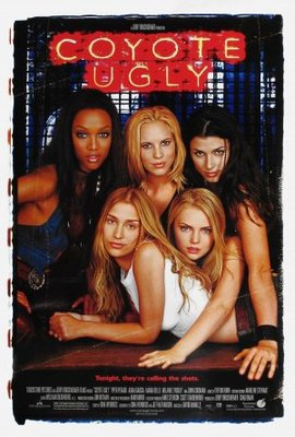 Coyote Ugly movie poster (2000) poster MOV_f8a6b1dd