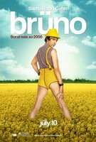Brüno movie poster (2009) picture MOV_f8ac2ad4