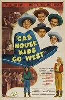 Gas House Kids Go West movie poster (1947) picture MOV_f8b0dc72