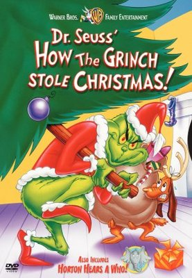 How the Grinch Stole Christmas! movie poster (1966) poster MOV_f8b111df