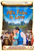 All's Faire in Love movie poster (2009) picture MOV_b85b2333