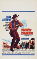 Town Tamer movie poster (1965) picture MOV_f8bc11a5