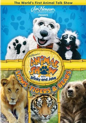 Animal Show movie poster (1994) poster MOV_f8bf2f0e