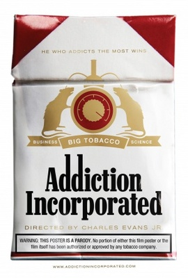 Addiction Incorporated movie poster (2011) poster MOV_f8c9e948