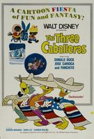 The Three Caballeros movie poster (1944) picture MOV_f8cbba39