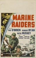 Marine Raiders movie poster (1944) picture MOV_f8cd61b4