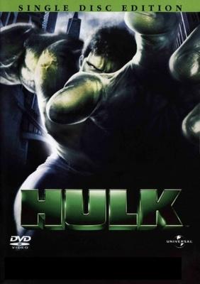 Hulk movie poster (2003) poster MOV_f8d027d3