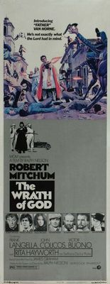 The Wrath of God movie poster (1972) poster MOV_f8d34d38
