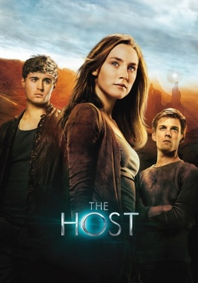 The Host movie poster (2013) poster MOV_f8db3311