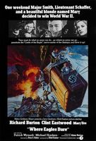 Where Eagles Dare movie poster (1968) picture MOV_f8dcc924